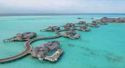 Over the Water Bungalows Maldives