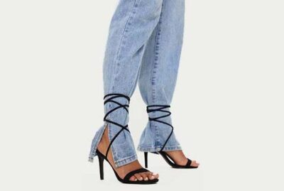Shoes Worn Over Pants, Shoes style
