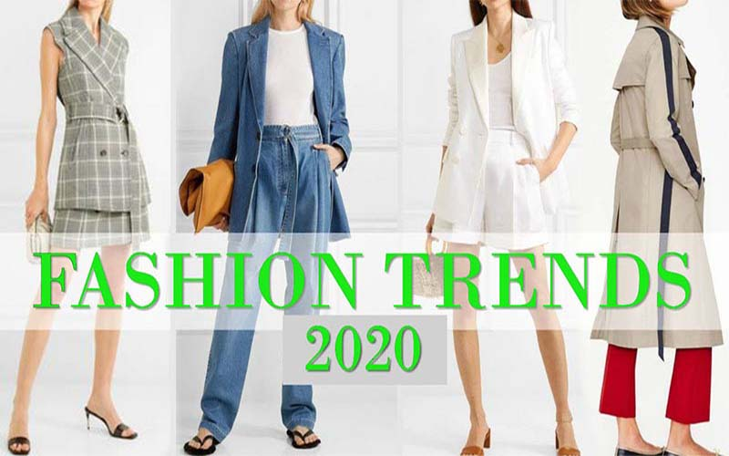 9 Top Current Women's Clothing Fashion Trends 2020